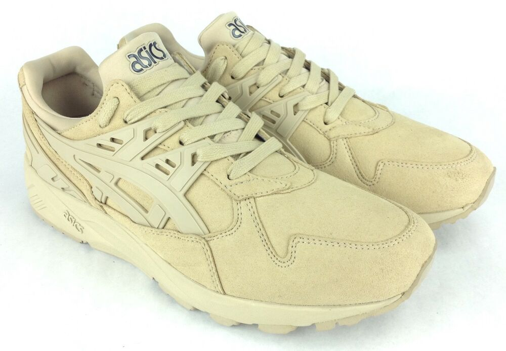 b715ad3f079b Details about ASiCS Gel Kayano Trainer Sneaker Running Shoes Tan Sand H72QJ  Men s size 9
