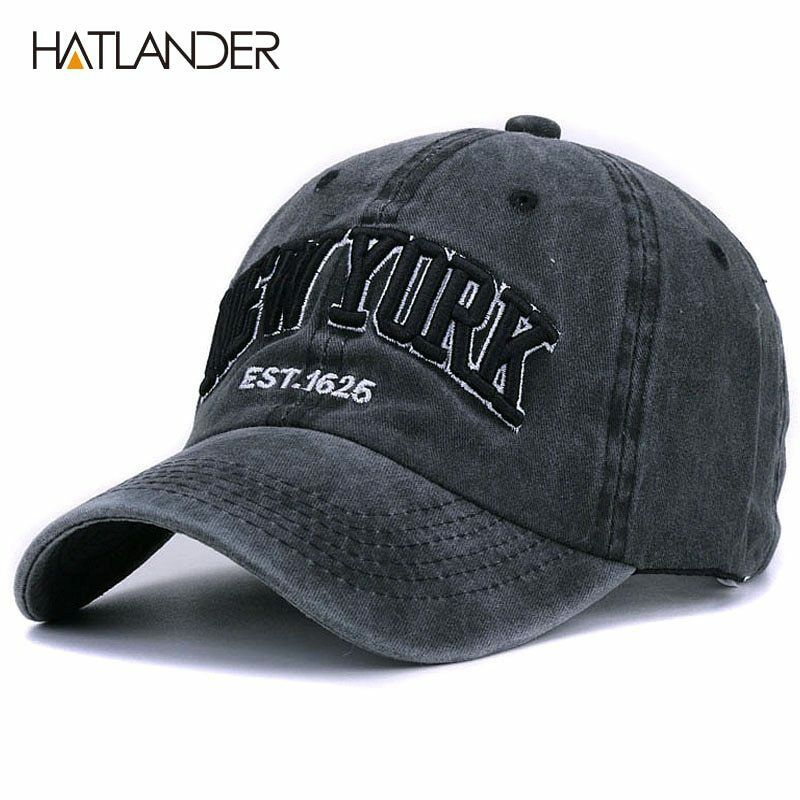 e84eb15481bfd4 Details about Washed 100% cotton baseball cap hat for women men vintage dad  caps