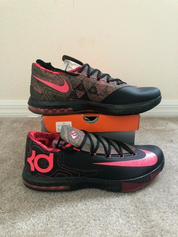 ea7c1736a127 Details about Nike kd 6 meteorology