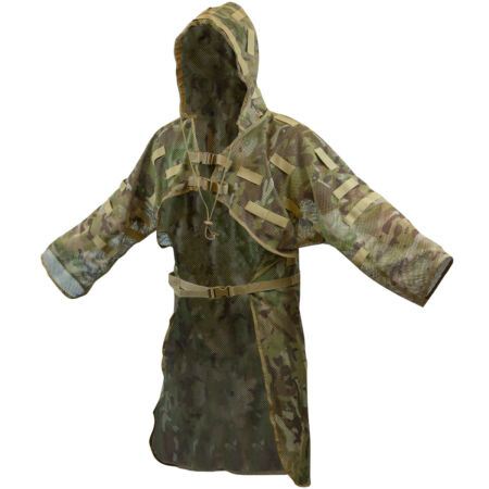 img-Viper Concealment Vest Vented Tactical Hunting Mesh Hooded Shooting V-Cam Camo