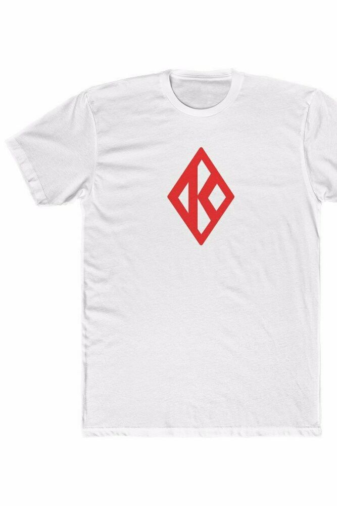 35c937845f81 Details about Mighty Nupe Diamond-K tee