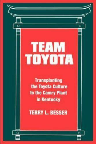 Toyota Culture Book