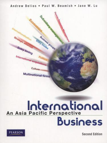Asian business international pacific perspect