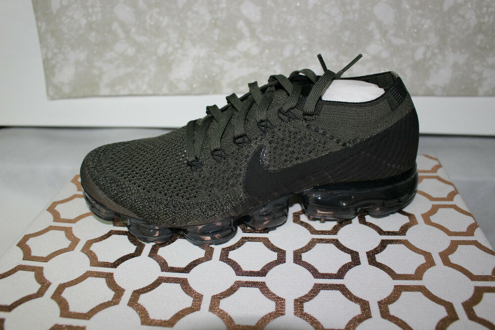 info for 15945 1c784 Details about Nike Air Vapormax Flyknit 849558-300 Olive, Brand New Size 9