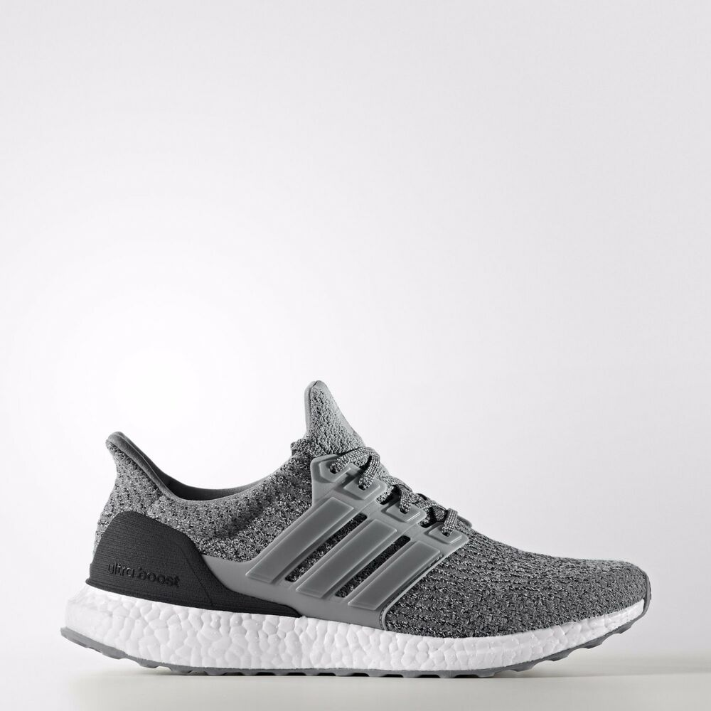 566b05d537c Details about Adidas Ultra Boost 3.0 Triple Grey Size 15. S82023 yeezy nmd  pk