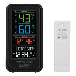 S82967 La Crosse Technology Personal Weather Station TX141TH-BV2 - Refurbished
