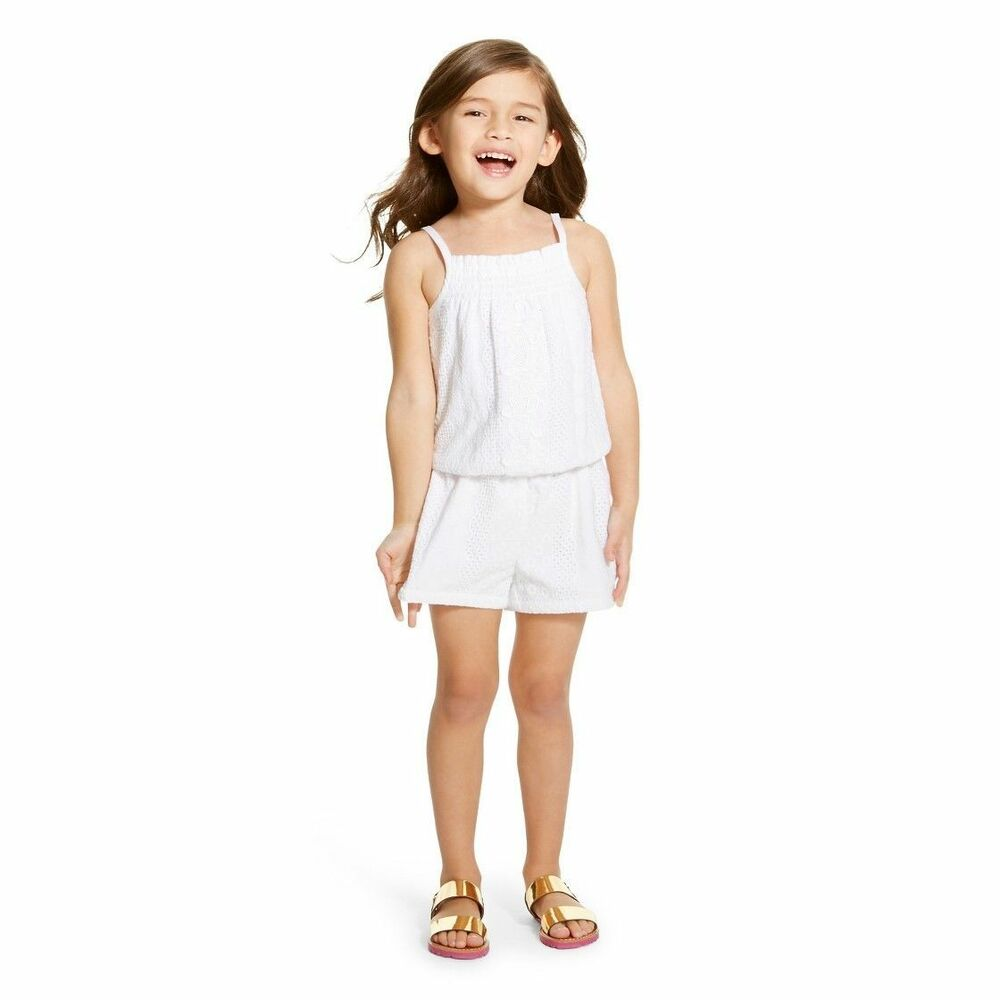 340fa5ac7ce New! Lilly Pulitzer for Target Infant Toddler Girls  Eyelet Romper ...
