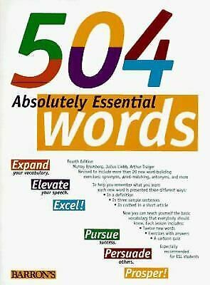 Word book 504