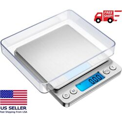 Kyпить Digital Scale 2000g x 0.1g Jewelry Gold Silver Coin Gram Pocket Size Herb Grain на еВаy.соm