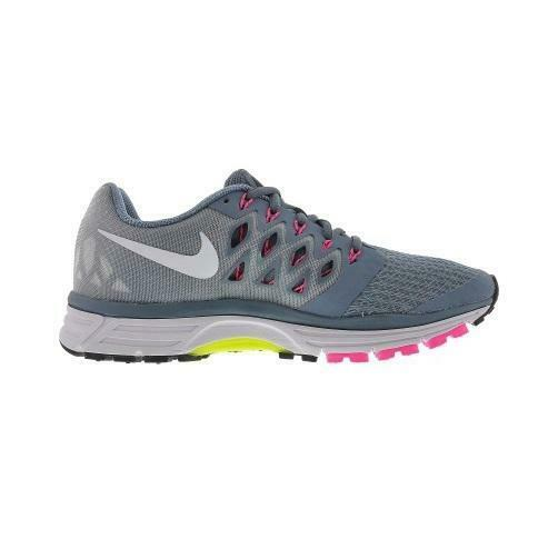 separation shoes 3ecd8 ef5da Womens NIKE ZOOM VOMERO 9 Blue Graphite Running Trainers 642196 401   eBay