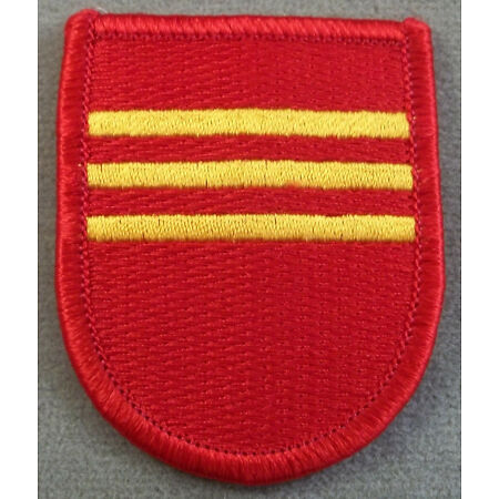 img-US Army 319th Airborne Field Artillery Regiment 3rd Battalion Beret Flash Patch