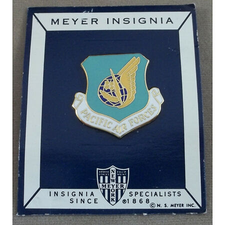 img-US Air Force Pacific air Forces Beret Badge