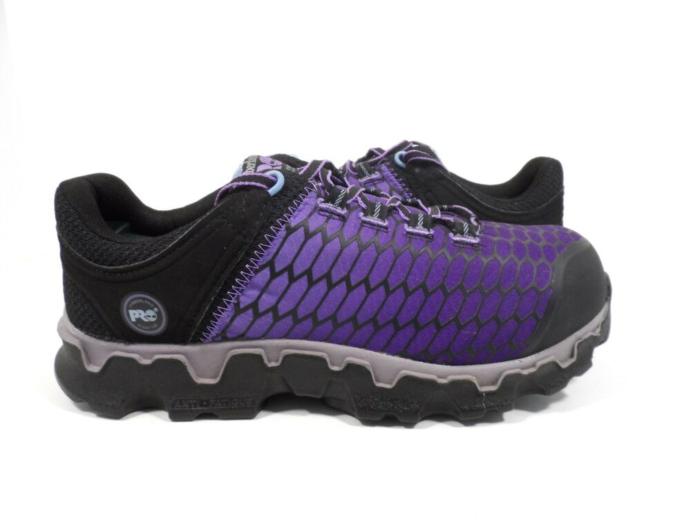 6f50ef0975a142 Details about Timberland PRO Women s Powertrain Sport Alloy Toe SD+  Industrial Shoe Size 7.5 W