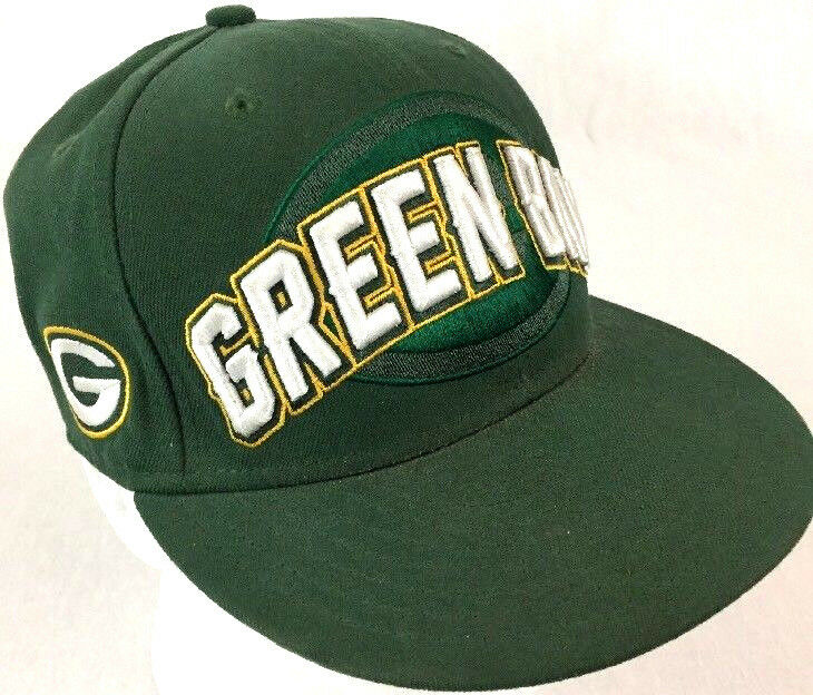Details about Green Bay Packers New Era Fitted Size 7 1 8