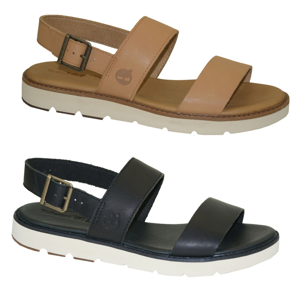 41a9fef367d4 Timberland Bailey Park Slingback Sandals Ladies Belt Sandals A1jhs ...