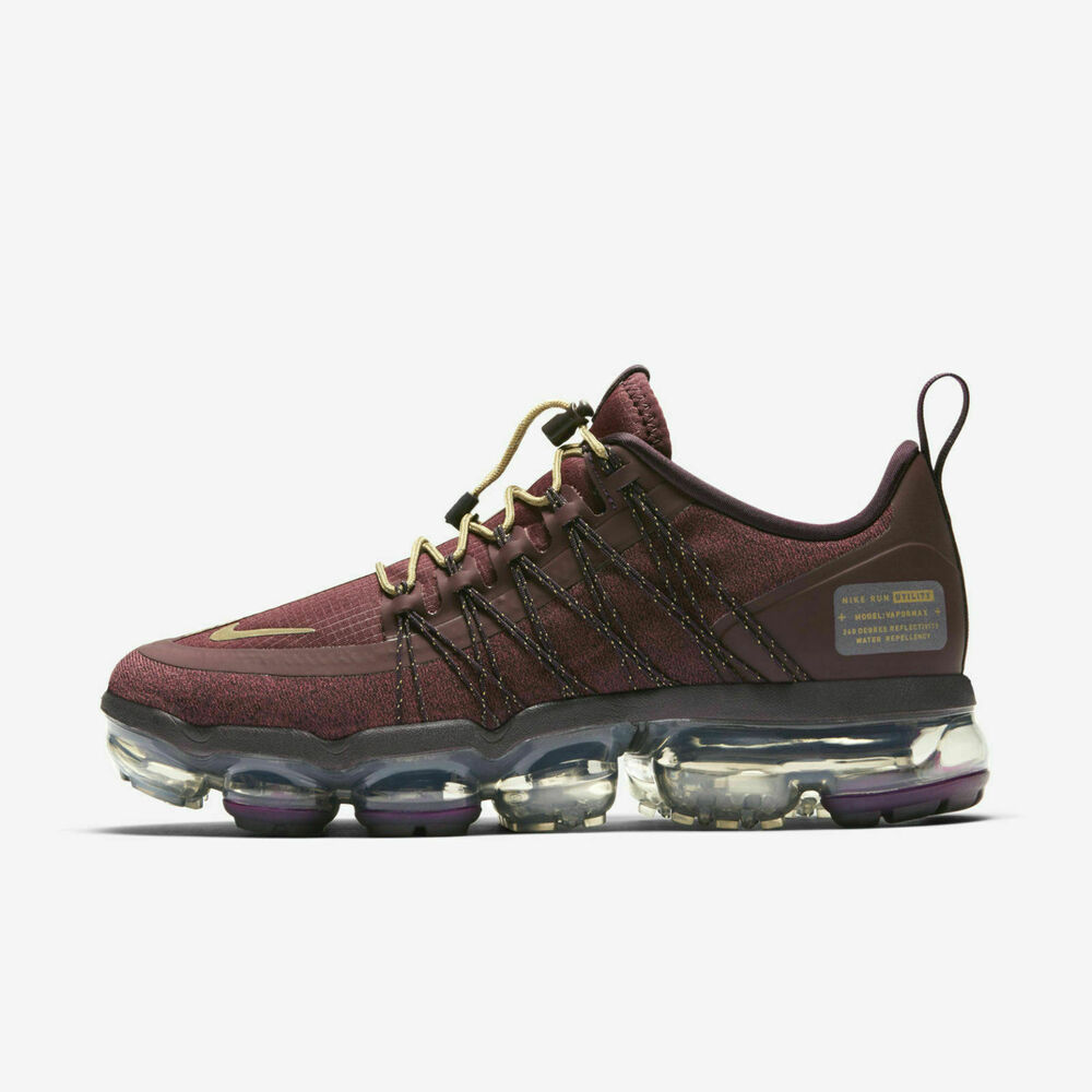 18da1d9edd Details about Nike W Air Vapormax Run Utility AQ8811-600 Women Running Shoes  Burgundy Crush. Popular Item