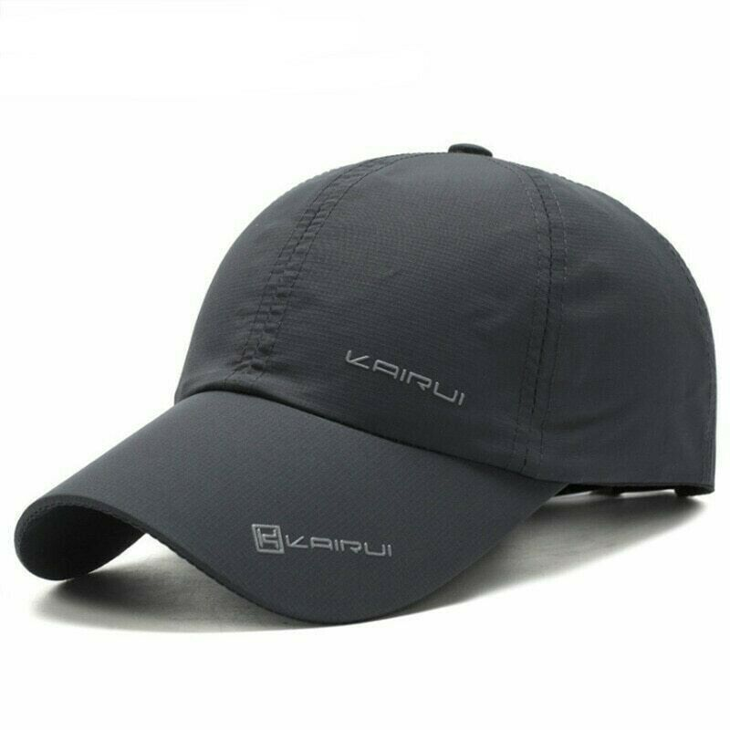 2c95a3e792d Details about Summer Cap Mens Hats Baseball Caps with Mesh Hat Sport for Men  and Women Fashion