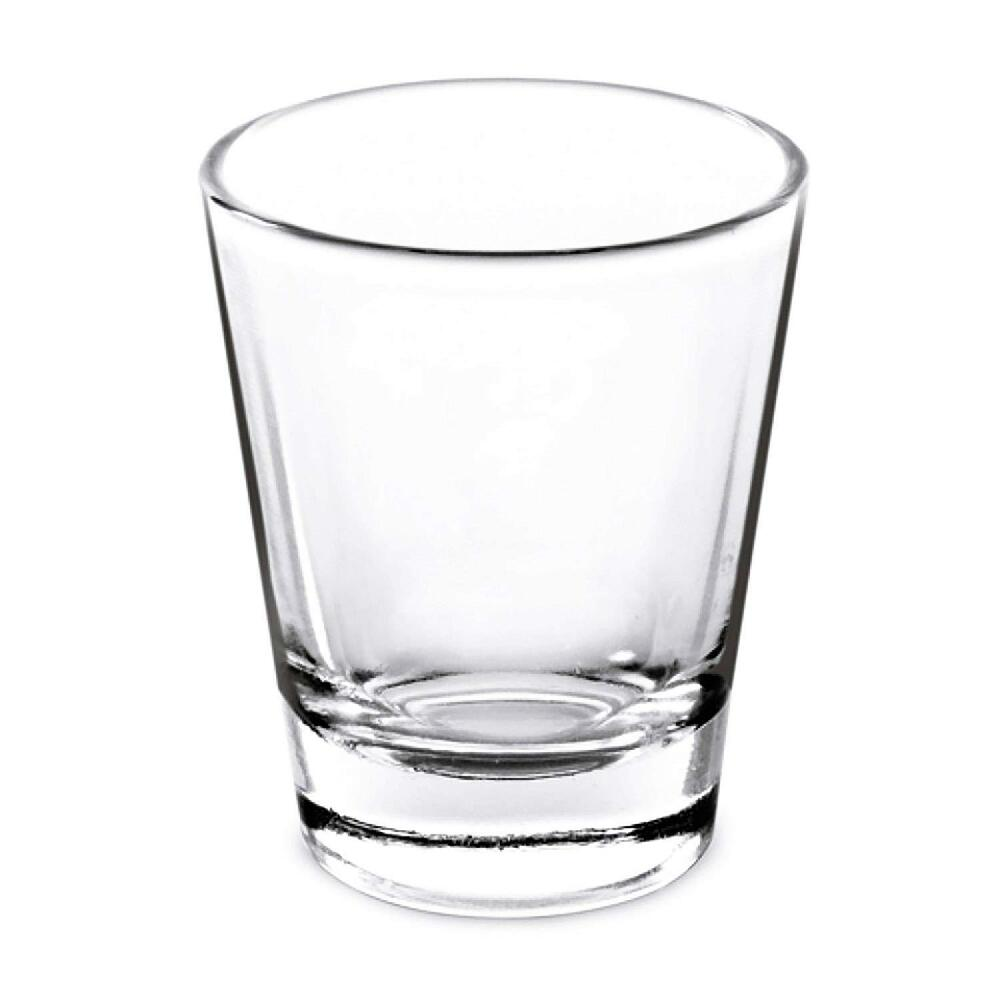 ed52479cdb43 Details about Glass Shot Glass 4 Pack Set Drinking Alcohol Party Gifts