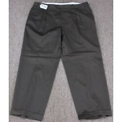 DRESS Pants For Men PLEATED FRONT W40 X L30. TAG NO. 374d