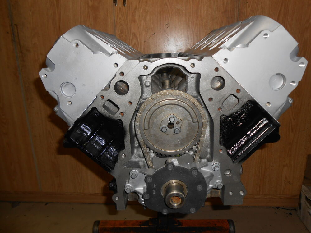 5 3l Gm Vortec Reman Long Block Engine  U0026 39 07
