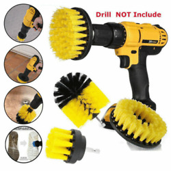 Kyпить Drill Brushes Set 3pcs Tile Grout Power Scrubber Cleaner Spin Tub Shower Wall  на еВаy.соm
