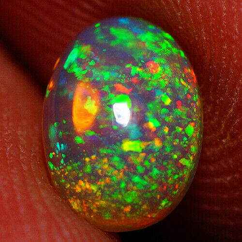 7x5mm SUPER RAINBOW ELECTRIC ETHIOPIAN FIRE WELO OPAL WHOLESALE PRICE