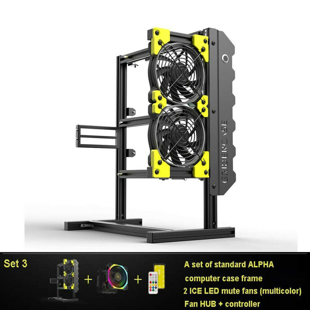Pc Frame Test Bench Atx Itx Matx Chassis Water Cooling