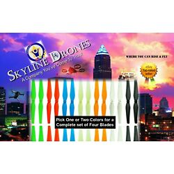 Vivitar SKY View Drone  Propeller Set (MULTI COLOR CHOICES AVAILABLE)