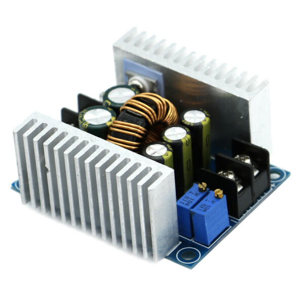DC-DC Converter 20A 300W Step up Step down Boost Power Adjustable Charger IU