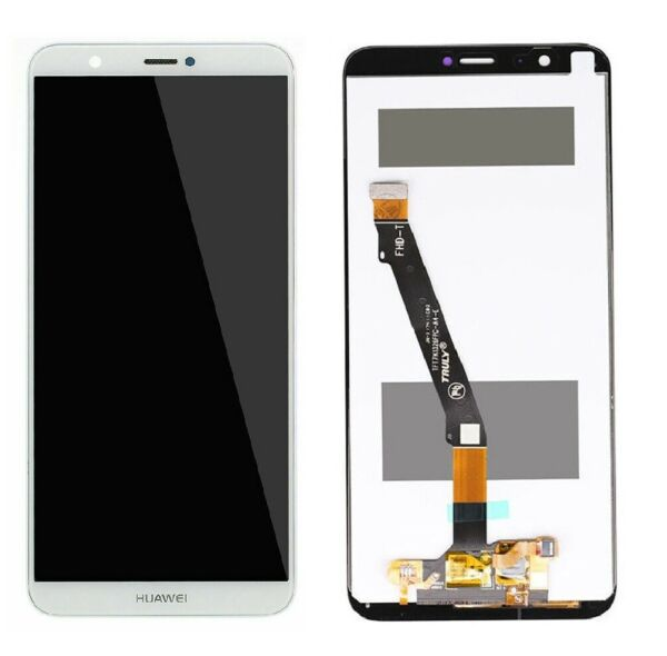 NEW Huawei P SMART FIG-LX1 Touch Screen Digitizer LCD Assembly Display White