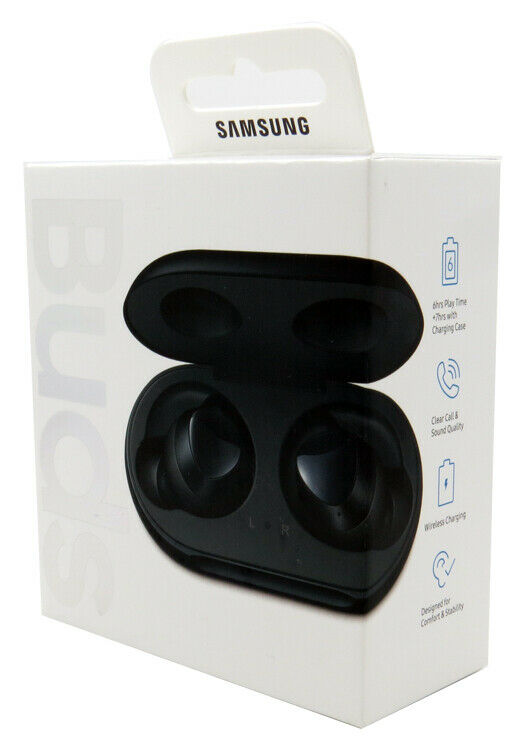 samsung galaxy buds true wireless in ear bluetooth. Black Bedroom Furniture Sets. Home Design Ideas