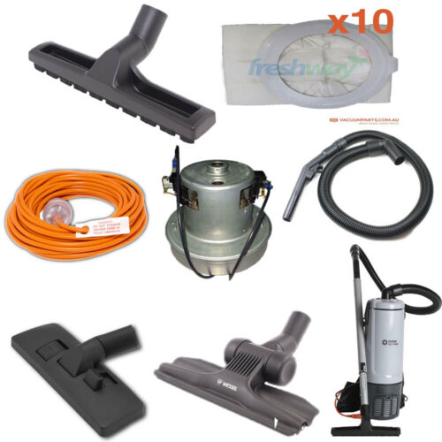 NILFISK GD5 Vacuum Cleaner Parts & Accessories - Hose, Bags, Lead, Filters, Rods