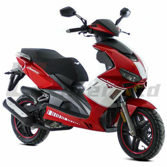 Brand New 2019 Lexmoto Diablo 125cc EFI Free £100 helmet included