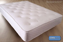957fb3a758ad Touch cool blue memory foam mattress - 3ft, double 4ft6, king 5ft matress