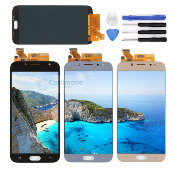 LCD Touch Screen Digitizer Replace For Samsung Galaxy J7 Pro 2017 J730G J730F/DS