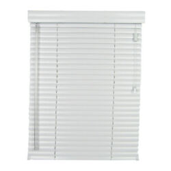 Mini Blinds 1'' Aluminum Custom Made 13-92 In. Wide 12-96 In. Long Pick your Size