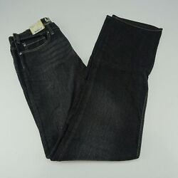 626 BLUE Relaxed Fit Men's Black Jeans Size 36/38 NWT