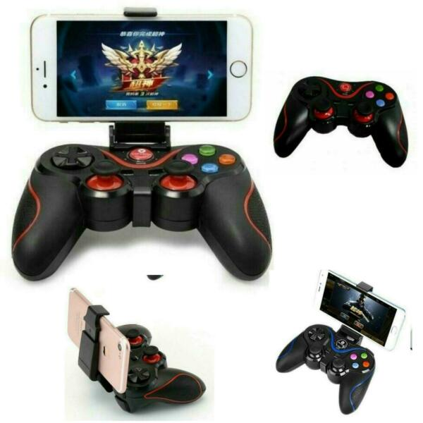 CONTROLLER JOYSTICK WIRELESS ANDROID IOS GAMEPAD BLUETOOTH foyu