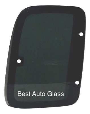 Fits 2001-2004 Toyota Tacoma 2DR Extended Rear Driver Side Quarter Window Glass