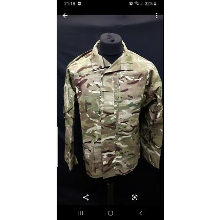 img-BRITISH ARMY PCS BARRACK SHIRT MTP CAMO MULTICAM COMBAT JACKET GRADE1 All sizes