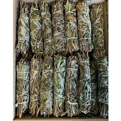 Kyпить Lavender Sage Smudge Sticks, Bulk Wholesale 1,2,3,4,5,10,15,20,25,50,100 на еВаy.соm