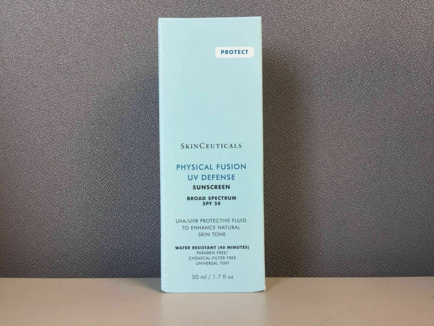 Skinceuticals Physical Fusion Uv Defense Spf 50 50 Ml 1.7 Oz Fresh 08/20