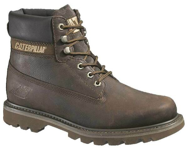 Caterpillar Cat Colorado Boots Stiefel Winterstiefel Schnee P710652 Braun