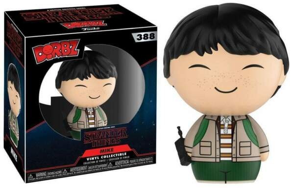 Funko Dorbz: Stranger Things: Mike - 388 - Nuovo
