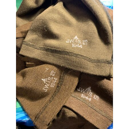 img-Fantastic WW2 British 1944 dated Jeep scarf in near mint unissued condition!