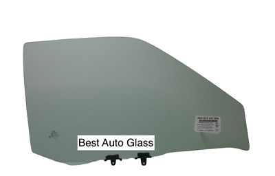 Fits 98-2000 Nissan Frontier 2 DR EXT&4DR Passenger Side Front Right Door Glass