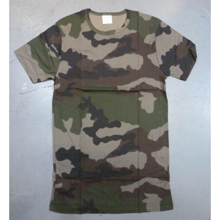img-French Army Camouflage T-Shirt - 120 cm
