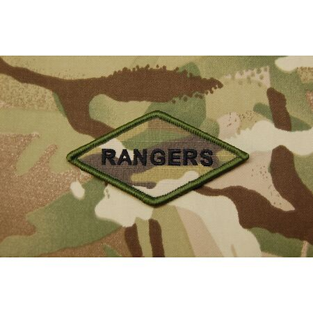 img-Multicam Rangers Diamant Moral Patch 75th Regiment Fort Benning Armée Américaine