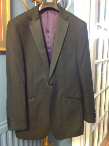 Marks And spencer Tailoring Evening Jacket 38