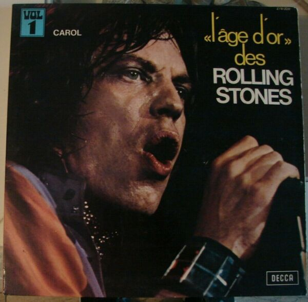THE ROLLING STONES l'age d'or n° 1